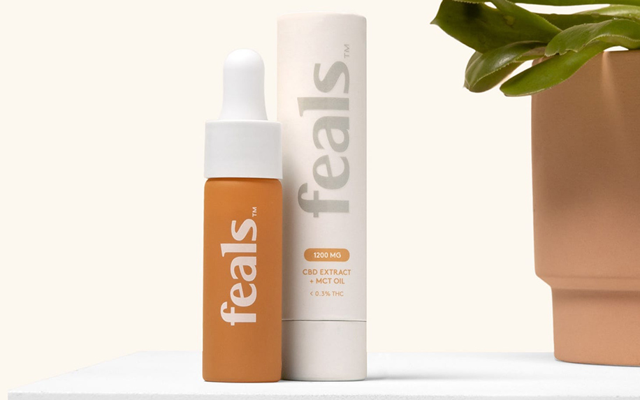 1,200 mg CBD Extract by Feals