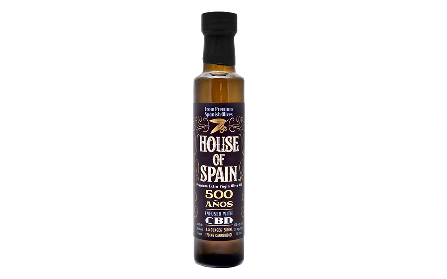 Infused Premium 500 Year Olive Oil by House of Spain