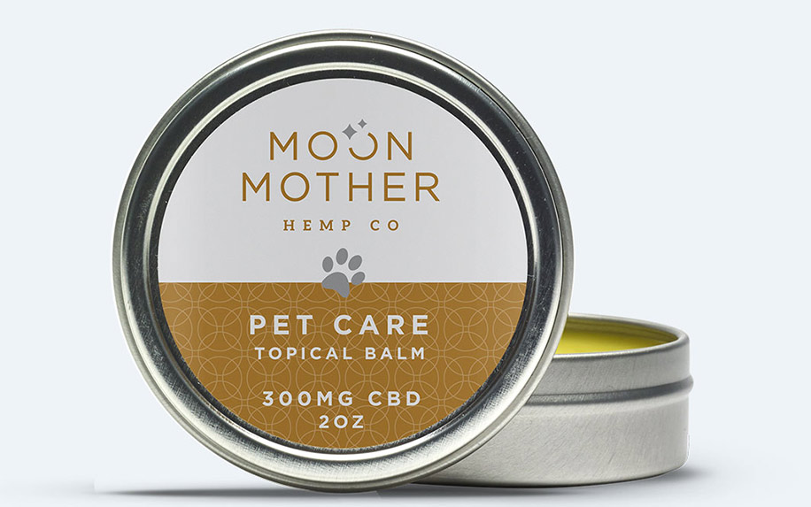 Pet Care Topical Balm by Moon Mother Hemp Co.