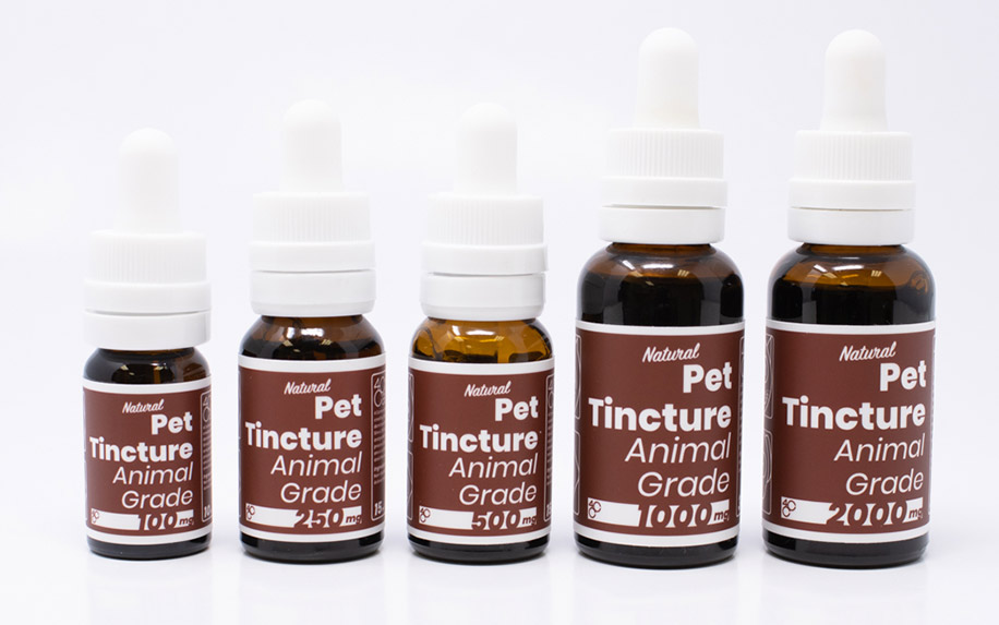 Pet Tincture by 4 Corners Cannabis