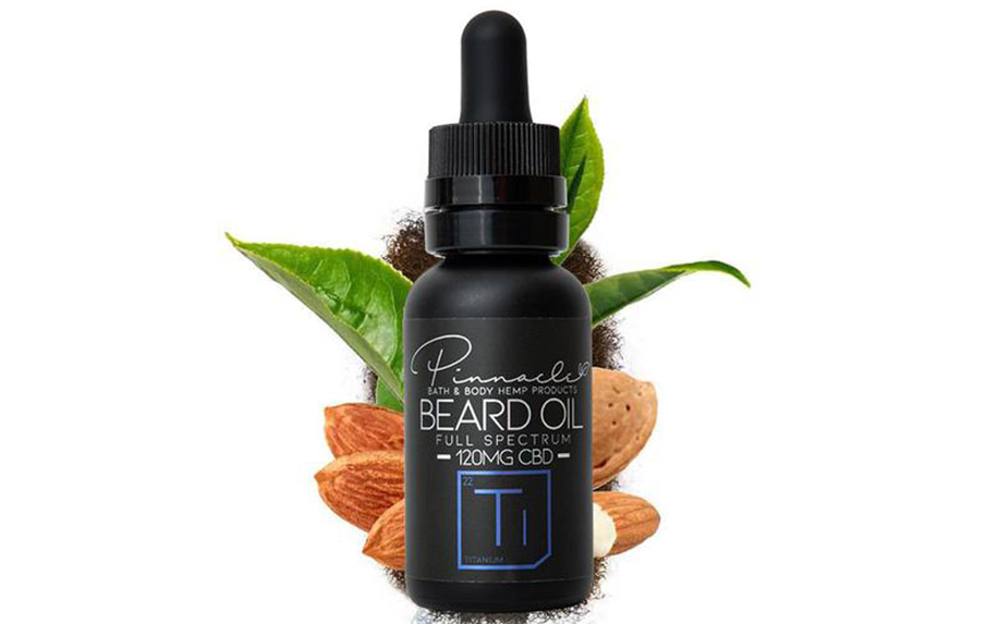 Beard Oil by Pinnacle Hemp