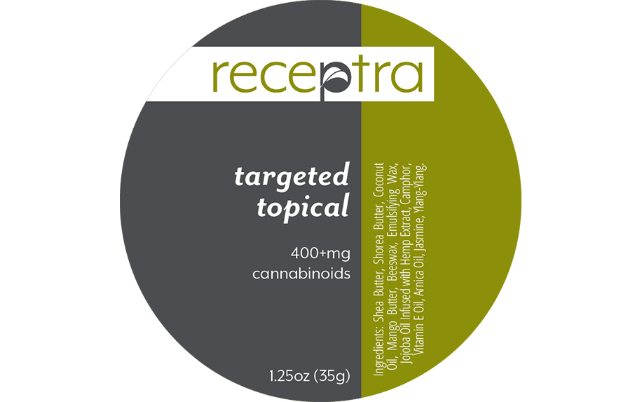 Receptra Targeted Topical by Receptra Naturals