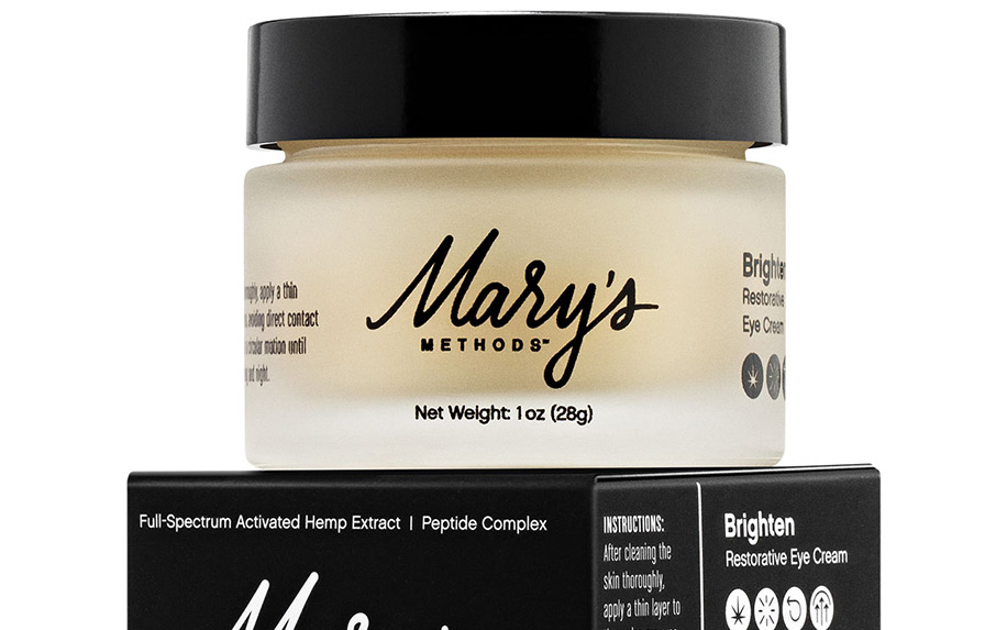Mary's Methods BRIGHTEN Restorative Eye Cream