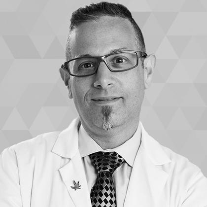 cannabisMD adviser Dr Jordan Tishler