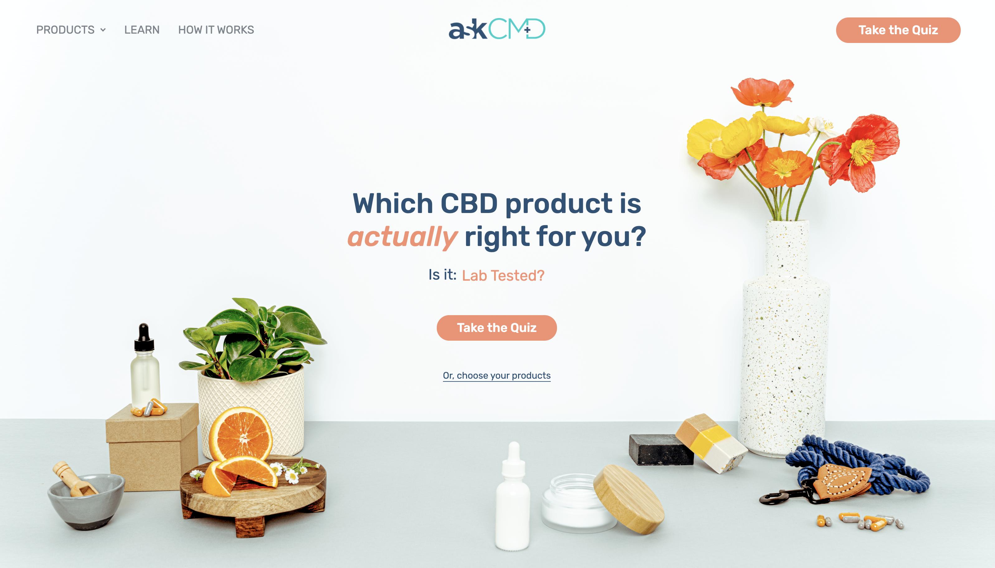 askCMD Home page
