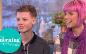 I Secretly Gave My Son Cannabis to Save His Life: This Morning