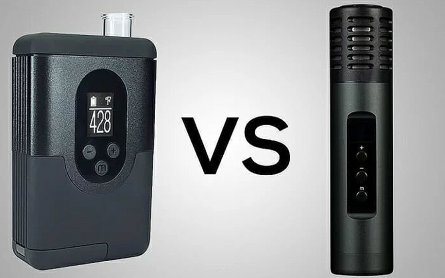 Arizer ArGo vs Arizer Air Two