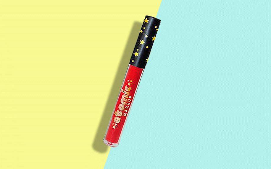 Product Review: Atomic Makeup CBD Liquid Lipstick