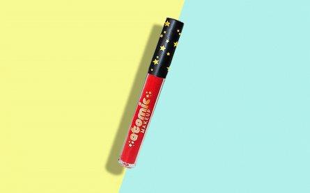 Product Review: Atomic Makeup CBD Liquid Lipstick