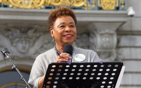 Barbara Lee Becomes First Woman of Color to Lead Cannabis Caucus