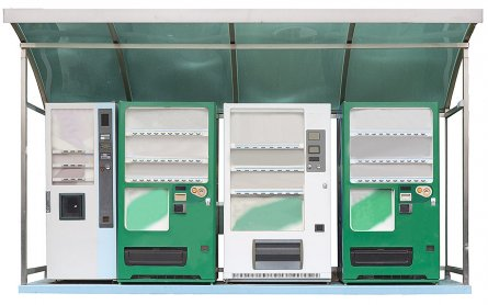 Cannabis May Be Coming to a Vending Machine Near You