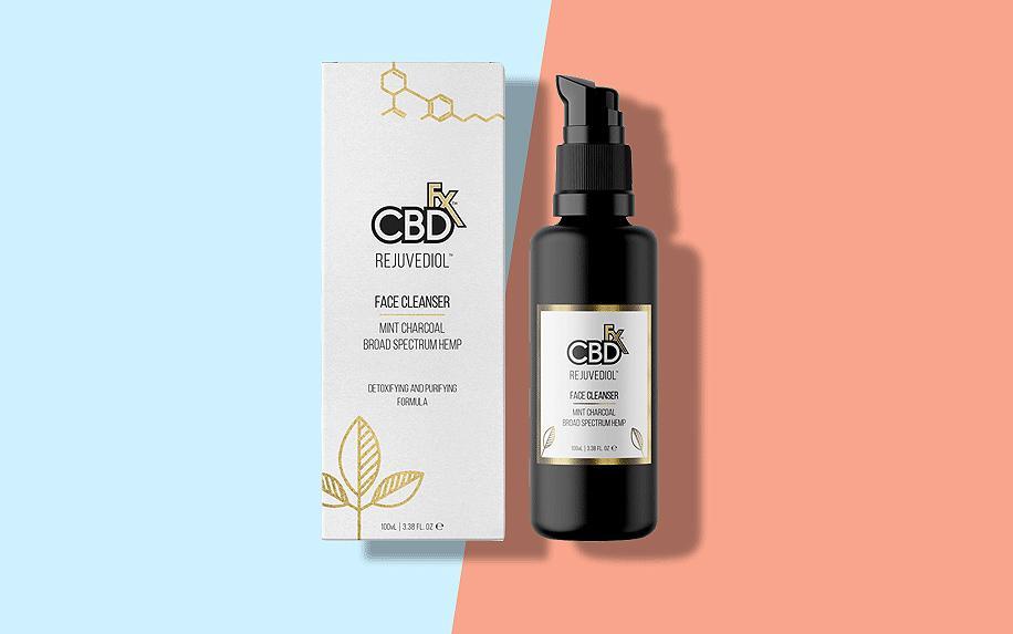 Product Review: CBDfx Rejuvediol CBD Face Cleanser