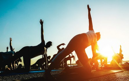 Cannabis Fitness Classes Are Here — Should You Try Them?