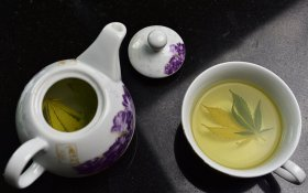 It's (CBD-Infused) Tea Time, and People Are Quite Excited About This