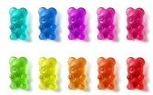 THC Gummy Bears: A Primer