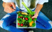 People Are Putting Cannabis Leaves In Salad. Here's Why